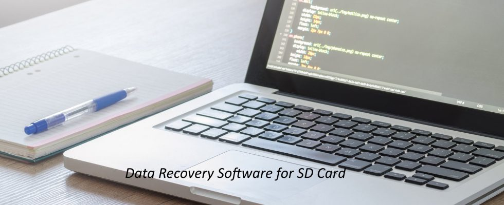 data recovery software for SD card