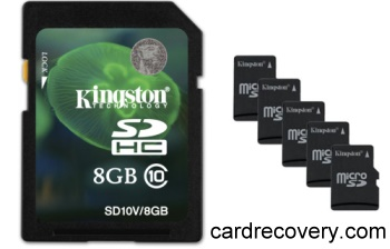 SD Card Recovery - Details